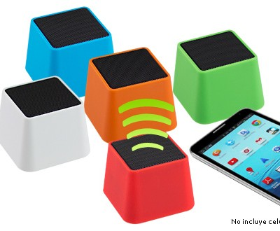 Bluetooth Altavoz Pyramid C48