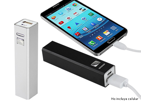 Cargador Power Bank Basic 2200mAh C56